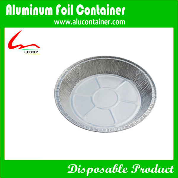 Disposable Food Aluminium Foil Round Container  (aluminum foil container )