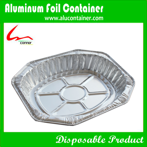 Aluminium Food Large Pan