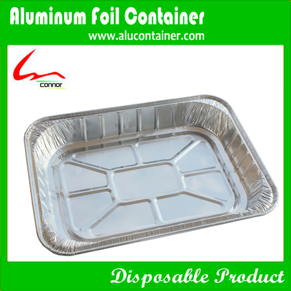 Aluminum Foil Large Oblong Pan